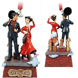 Kyпить Disney Parks Store Mary Poppins And Bert Sketchbook Ornament 2020 Musical NIB на еВаy.соm