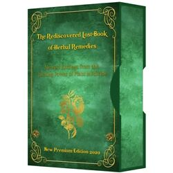 Kyпить The Rediscovered Lost Book of Herbal Remedies Edition 2020 на еВаy.соm