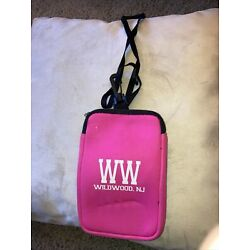 Kyпить  Vintage Wildwoof Nj Beach Pouch на еВаy.соm