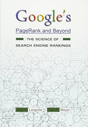 Royaume-Uni`Langville, Amy N./ Meyer, ...-Google`S Pagerank And Beyond BOOK NEUF