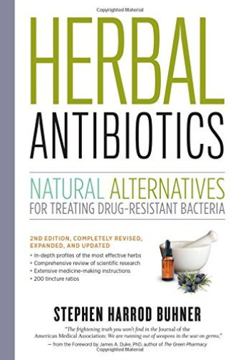 Royaume-UniBuhner, Stephen Harrod-Herbal Antibiotics BOOK NEUF