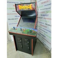 Kyпить Rampage World Tour by Midway COIN-OP Arcade Video Game на еВаy.соm