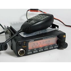 Kyпить Alinco DR-235T 220MHz Mobile Ham Radio Transceiver w/ Bracket (works great) на еВаy.соm