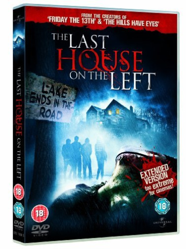 Royaume-UniGarret Dillahunt, Michael B...-Last House On the Left: Extended  DVD NEUF