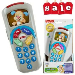 Fisher Price Remote Control Toy Baby Toddler Laugh and Learn Educational Toy