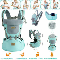 Kyпить Baby Carrier with Waist Stool/Hip Seat for Breastfeeding,Newborn, Infant,Toddler на еВаy.соm