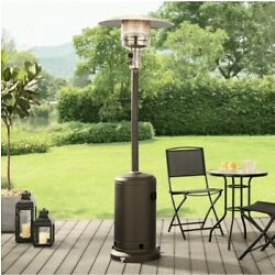 Kyпить Mainstays Large Outdoor Patio Heater Powder Coat - Mocha Brown ✅Fast Shipping✅ на еВаy.соm