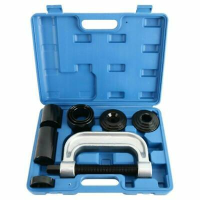 Heavy Duty 4 in 1 Ball Joint Press & U Joint Removal Tool Kit w/ 4 x 4 Adapters
