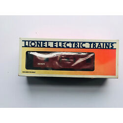 LIONEL 6-6431 FARR SOUTHERN BAY WINDOW CABOOSE Red L627