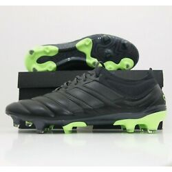 Kyпить adidas Copa 20.1 FG Soccer Cleats Black Green Leather Men's Sizes на еВаy.соm