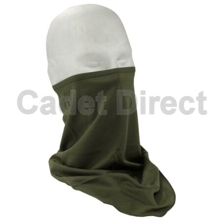 img-Olive Green Tactical Face Scarf