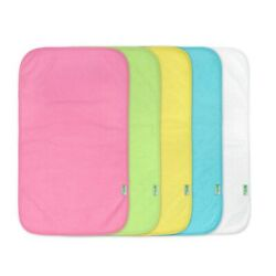 Kyпить Green Sprouts Stay Dry Burp Cloths (5 PACK) Pink Set- New Baby Essentials на еВаy.соm