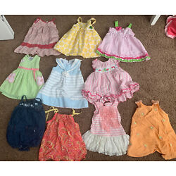Kyпить baby girl summer clothes 12-18 months lot 10 Piece на еВаy.соm