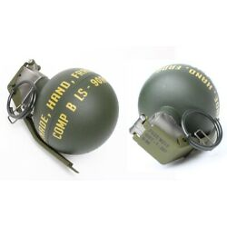 Kyпить Tactical M67 Grenade Body Model Dummy Frag Quick Release Paintball на еВаy.соm