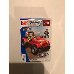 Kyпить Mega Bloks American Builders Jeep Wrangler #97831 - New In Box на еВаy.соm