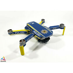 Kyпить DJI MINI 2 - SKIN - DESIGN POLIZEI *  - Decal - Wrap -  Folie на еВаy.соm