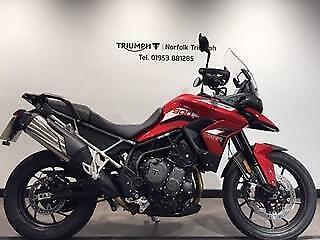 2020 Triumph TIGER 900 GT LRH Beat The Wait, Ready for immediate delivery, Just