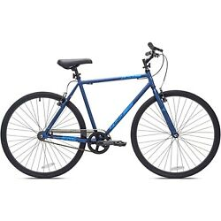 700c Thruster Fixie Bike Steel Frame, Single Speed, Height 5'4''+, Pick Up Only