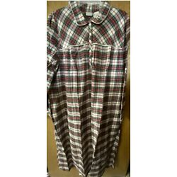 Kyпить LL Bean Women's Cotton Flannel Nightgowns Size 3X на еВаy.соm