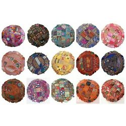 Kyпить 25 Pcs Wholesale Lot Indian Patchwork 18