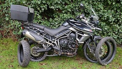 TRIUMPH TIGER 800XC 2016 66 PLATE, 2 OWNERS, FSH 19K MILES, LONG MOT, NEW CLUTCH