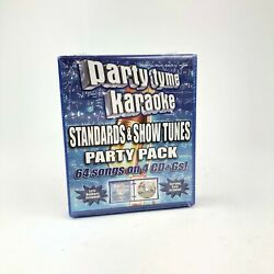 Kyпить Party Tyme Karaoke SYB-4424 Standards and Show Tunes CD Party Pack Sealed на еВаy.соm
