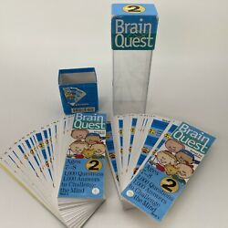 Kyпить Brain Quest Grade 2 Ages 7 To 8 Questions & Answers Educational Cards на еВаy.соm