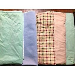 Kyпить  LOT OF 5 USED WASHABLE ABSORBENT BED PADS ELDERLY BED WETTING PUPPY TRAINING на еВаy.соm