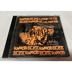 Kyпить NOFX Rancid Split CD Signed Punk Rock Autographed BYO Records Fat Mike на еВаy.соm