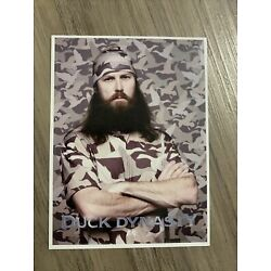 Duck Dynasty Sticker Decal Jase Robertson  2.75 x3.75  Official Licensed NEW