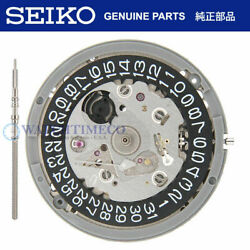 Kyпить Seiko SII NH35 / NH35A Black Date Wheel Disc Automatic Movement with Stem на еВаy.соm