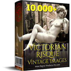Kyпить ???? 10.000+ Vintage Victorian Nude Risque Titillating Images: 19th and early 20th на еВаy.соm
