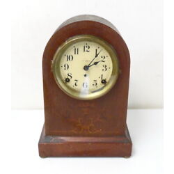 Kyпить Antique Seth Thomas 89AD Mahogany Beehive 8 Day Mantle Clock ~ Free Shipping на еВаy.соm