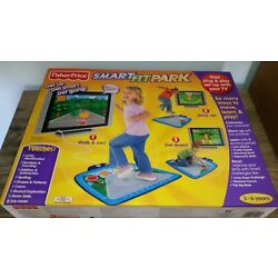 Kyпить Fisher Price Smart Fit Park Move Learn Play Plug In TV Exercise for Kids Age 3-6 на еВаy.соm