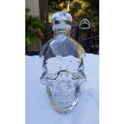 Kyпить The Rolling Stones 50th Anniversary Crystal Head Vodka Skull Bottle and Topper на еВаy.соm