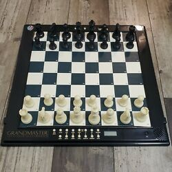 Kyпить AS IS Excalibur Grandmaster Chess Auto Sensory Computer 747K  FOR PARTS/REPAIR на еВаy.соm