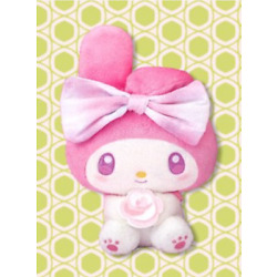 My Melody Romantic Rose Plush 8.66x5.12in. Sanrio from Japan New Free Shipping