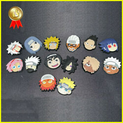 Kyпить NEW 14pcs Naruto shippuden Croc Charm Set US на еВаy.соm