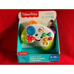 Kyпить Fisher Price Laugh & Learn Game & Learn Controller Developmental Baby Toy VGUC на еВаy.соm