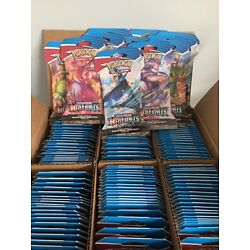 Kyпить POKEMON BATTLE STYLES BOOSTER PACK SLEEVED x 8 - FACTORY SEALED - NEW на еВаy.соm