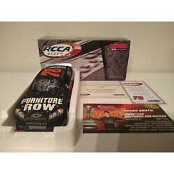 Kyпить REGAN SMITH 2011 AUTOGRAPHED ELITE #78 DARLINGTON WIN FURNITURE ROW CHEVY XRARE! на еВаy.соm