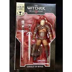 Kyпить The Witcher 3 'Geralt of Rivia' GOLD LABEL by Mcfarlane toys {NEW}2021 на еВаy.соm