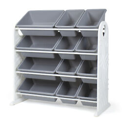 Kyпить Kids Plastic Toy Storage Organizer With 12 Plastic Storage на еВаy.соm