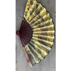 Kyпить Authentic Chinese Folding Hand Fan Zhe Shan на еВаy.соm