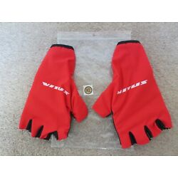 Brand New Size XL VELOTEC VITUS Cycling Team Short Finger Race Mitts 7