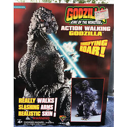 Kyпить Godzilla Action Walking Trendmasters 1994 на еВаy.соm