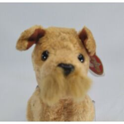 Kyпить TY Beanie Baby Babies Whiskers the Terrier 8/6/2000 Stuffed Animal Collectible на еВаy.соm