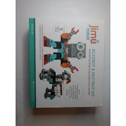 Kyпить UBTECH Jimu Robot BuzzBot & MuttBot Kit Robotic Building System New на еВаy.соm