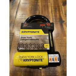 Kyпить Kyrptonite New York Fahgettaboudit Mini Bike Lock 10/10 Security Rating на еВаy.соm