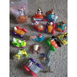 Kyпить Vintage McDonalds Flipcars, Looney Tunes, Animaniacs, Space Jam, Roadrunner, ETC на еВаy.соm